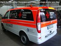 Fahrzeugbeschriftung Unfallschaden-Reparatur Final